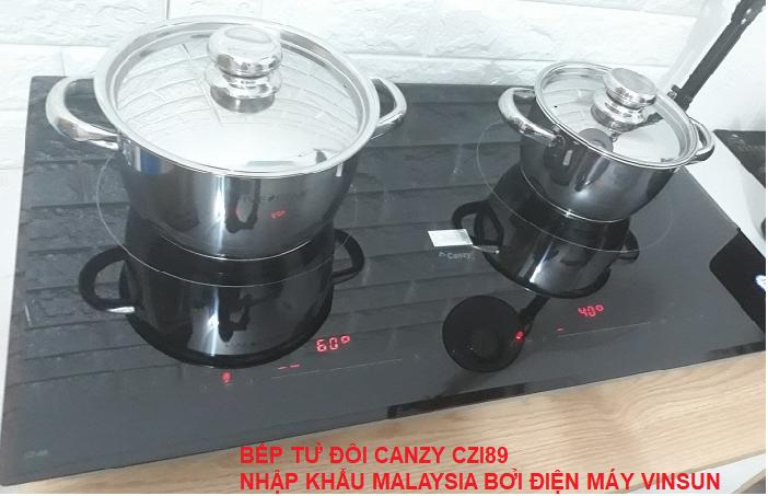 Bếp Từ CanZy CZI89 Malaysia Tại Điện Máy VinSun