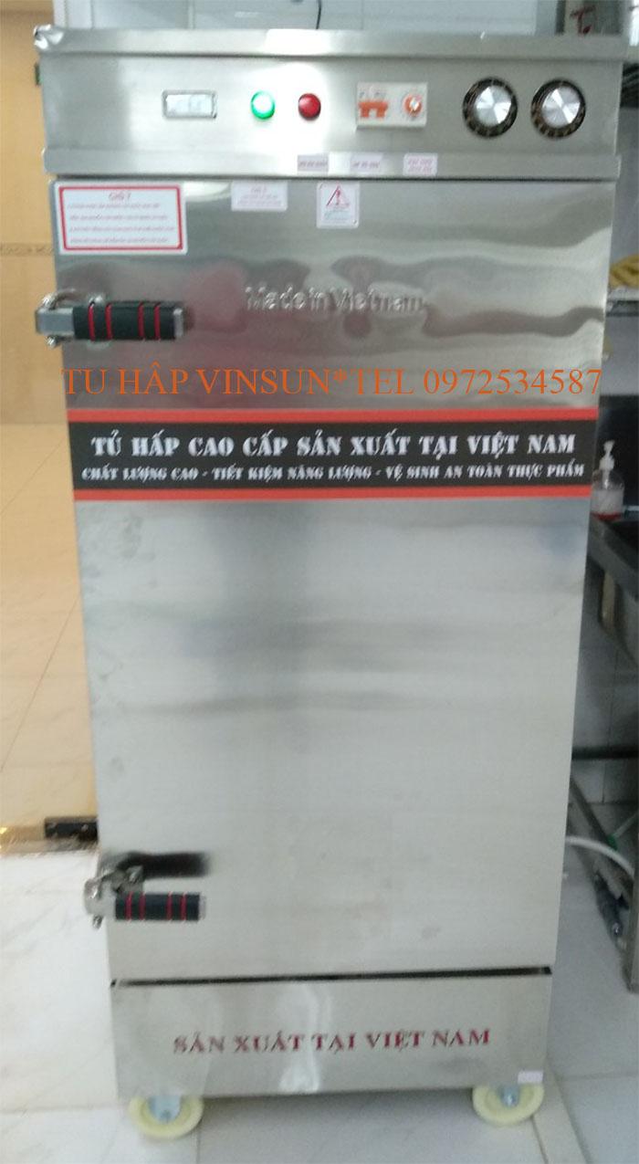 Tủ hấp khăn 400 chiếc điện tự động